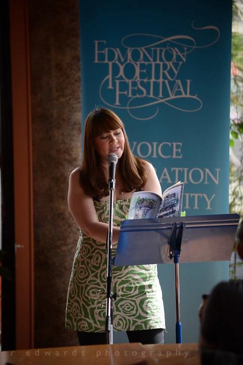 Kasia Gawlak - Edmonton Poetry Festival